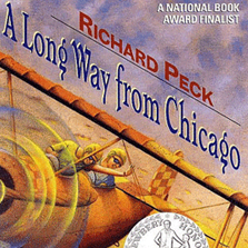 A Long Way From Chicago Reading Comprehension Worksheets, Guides
