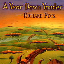 A Year Down Yonder Reading Comprehension Worksheets, Guides