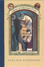 The Bad Beginning Reading Comprehension A Series of Unfortunate Events The Bad Beginning