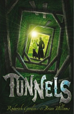 tunnels book cover Tunnels