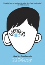 wonder book cover Wonder